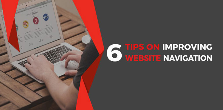 6 Tips for Improved Website Navigation